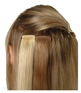What Are Skin Weft Tape Hair Extensions 8